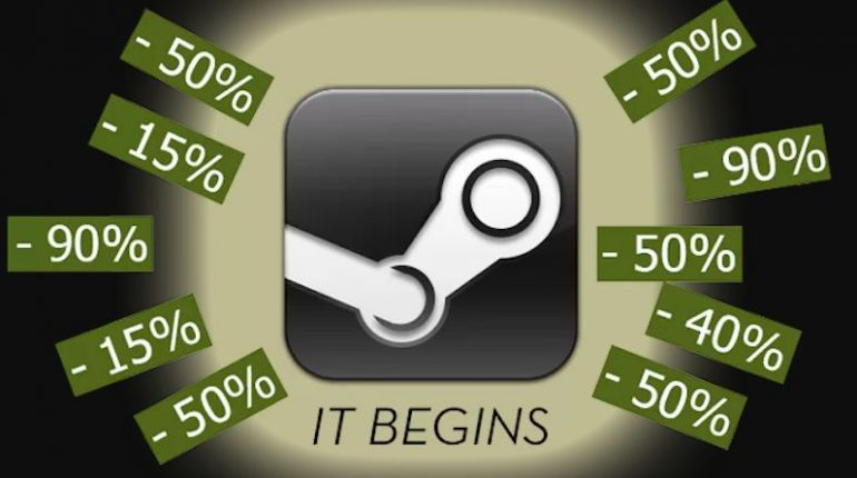 Steam Sale News, Guides, Updates and Review - GamePretty