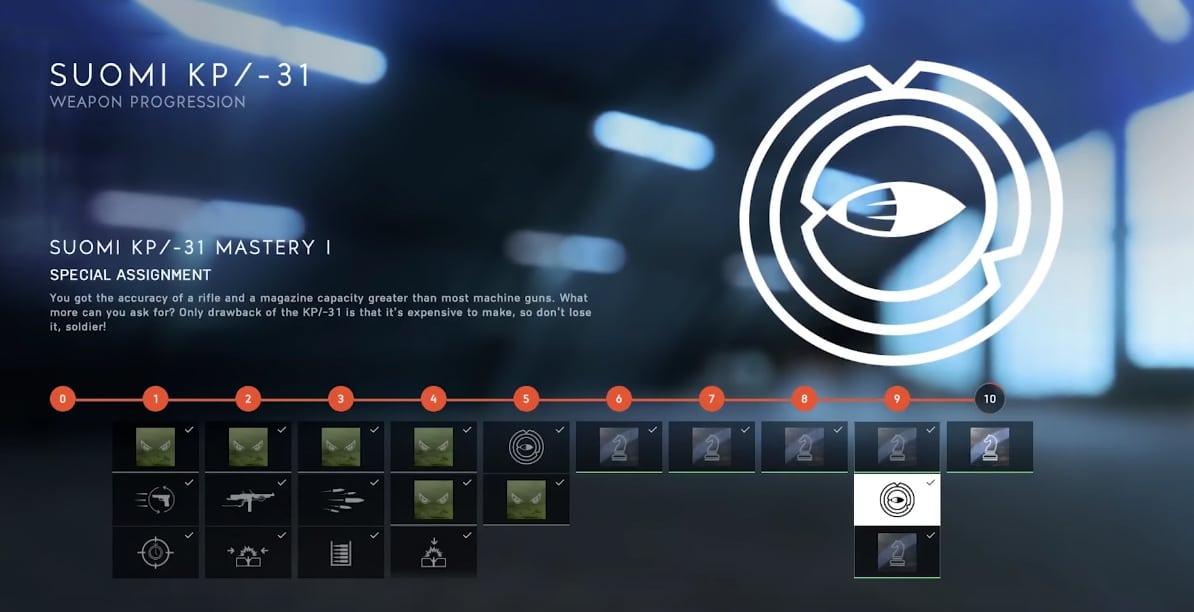 Battlefield V Weapons Details Change Progression DICE Is Listening